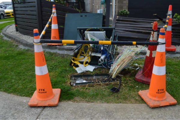 Fibre Faults and Remedial Works April 2016 – January 2020